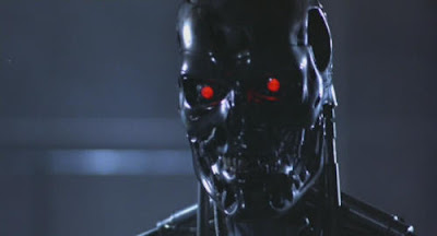 The Terminator at his barest