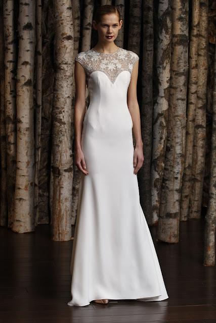 Divinos vestidos de novia   Colección Naeem Khan