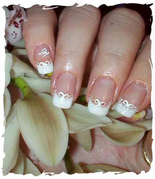 Remarkable Beautiful Wedding Nail Design 521 x 600 · 19 kB · jpeg