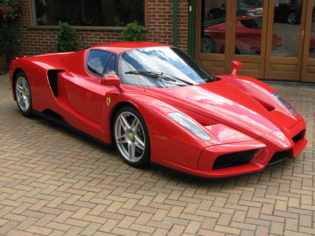 Jensen Button's Enzo F...