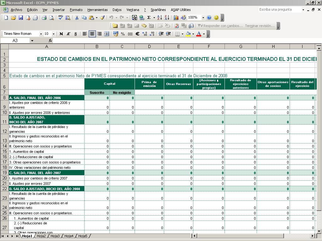 Plantillas Contabilidad Excel – Zooz1 Plantillas