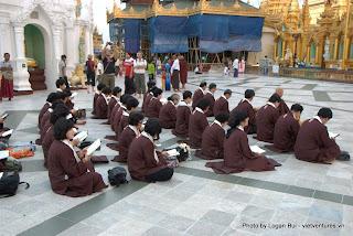 Rangoun, Birmanie