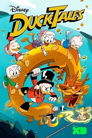 DuckTales - Os Caçadores de Aventuras (Novo - Remake) Desenhos Torrent Download completo