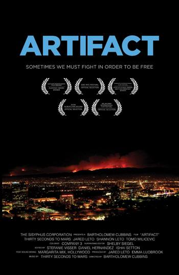 Alice Reeds: Review: ARTIFACT (30 Seconds To Mars ...