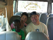On the Bus in Haiti