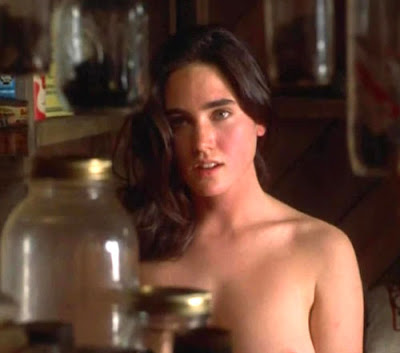 Jennifer Connelly Nicely Portrays In A Lovely Nude Se Scene And