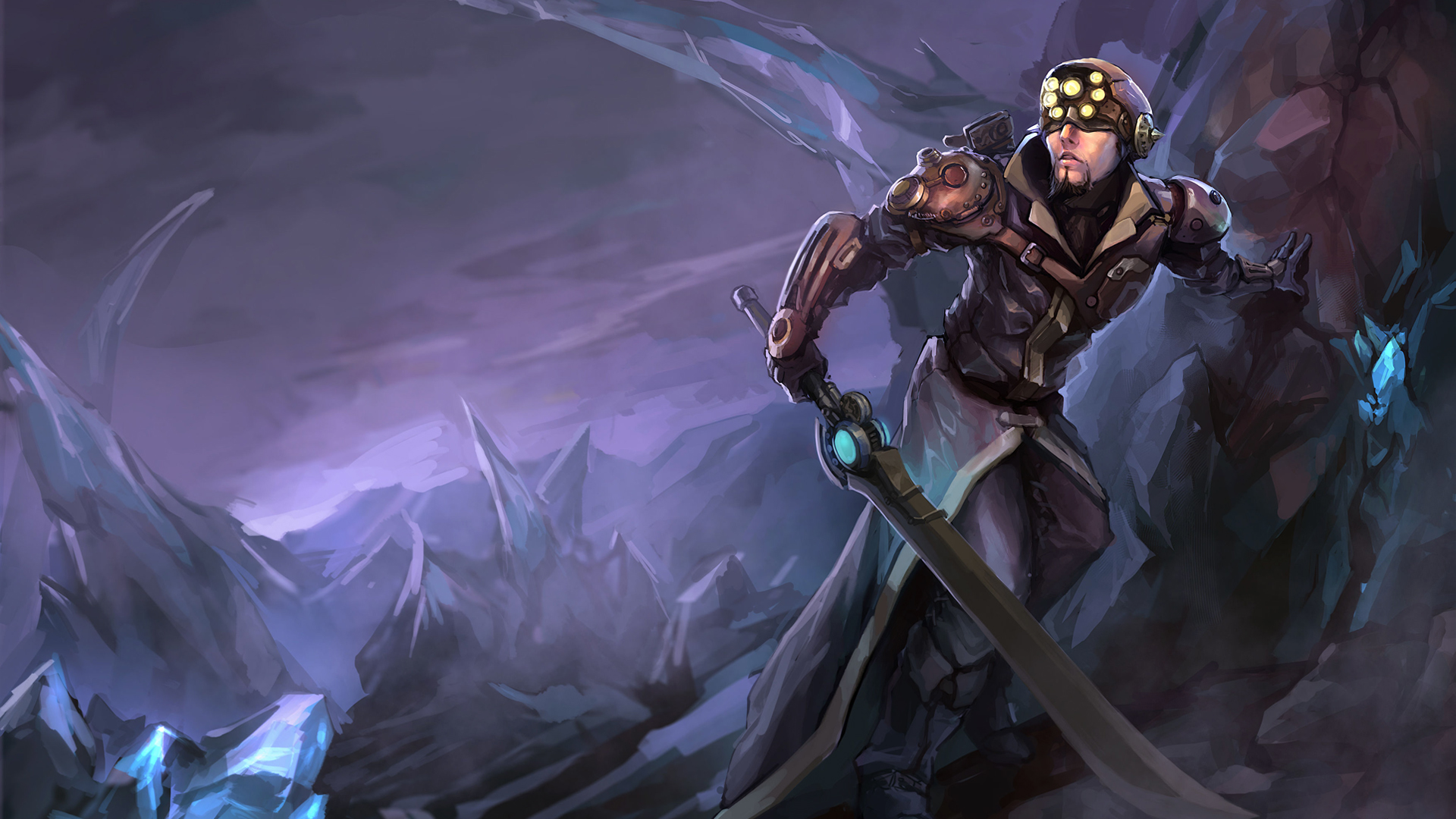 Master Yi Champion 0x HD Wallpaper