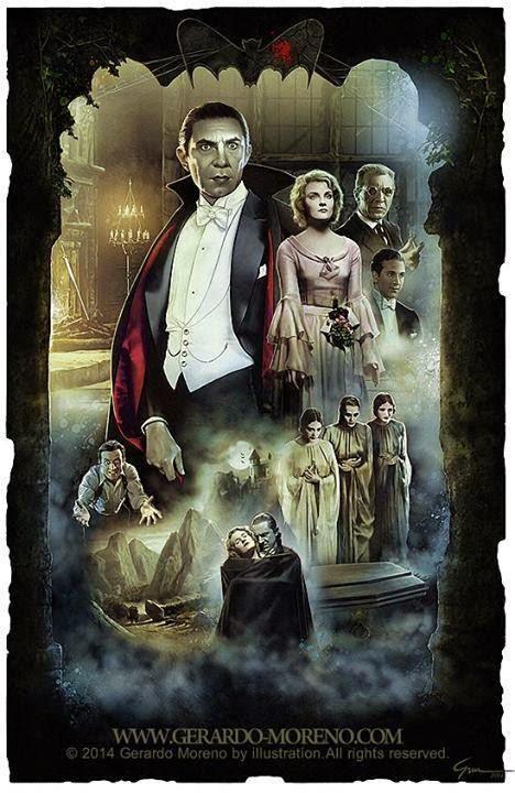 Dark Visions of Horror