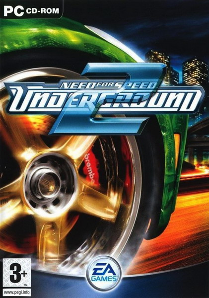 Need For Speed Underground 1 Link
