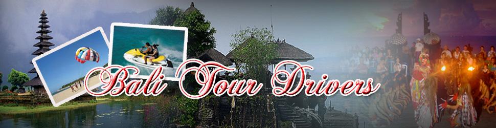 Bali Tour Drivers