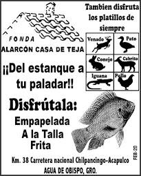 CASA DE TEJA