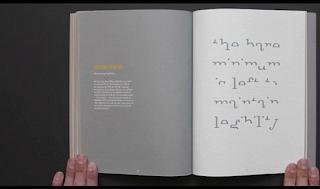 ディスレクシアのデザイナーの作った本