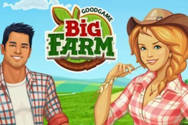 GoodGame Big Farm Hack tool