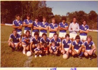 1981-Equipe do Aurora FC.