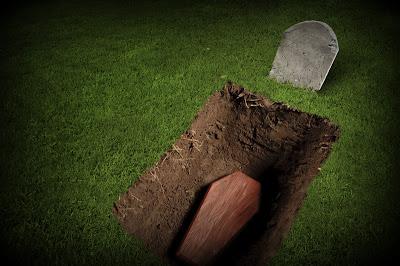 Santo's Coffin