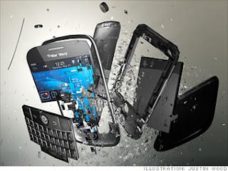 mengatasi masalah blackberry