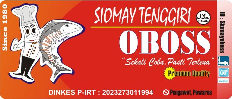 Jual Siomay Bandung Enak - Siomay Tenggiri OBOSS