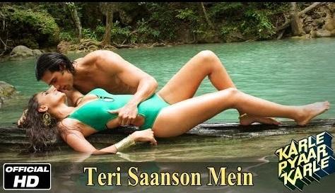Teri Saanson Mein - Karle Pyaar Karle (2014) Watch Online