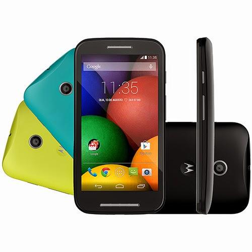 Motorola, MOTO E, Smartphone