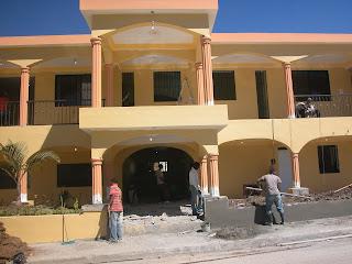 ALCALDIA DE CAMBITA GARABITO ENTREGA PALACIO MUNICIPAL CON MOTIVO DE ANIVERSARIO DE LA INDEPENDENCIA NACIONAL