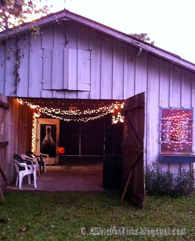 Halloween Barn Party