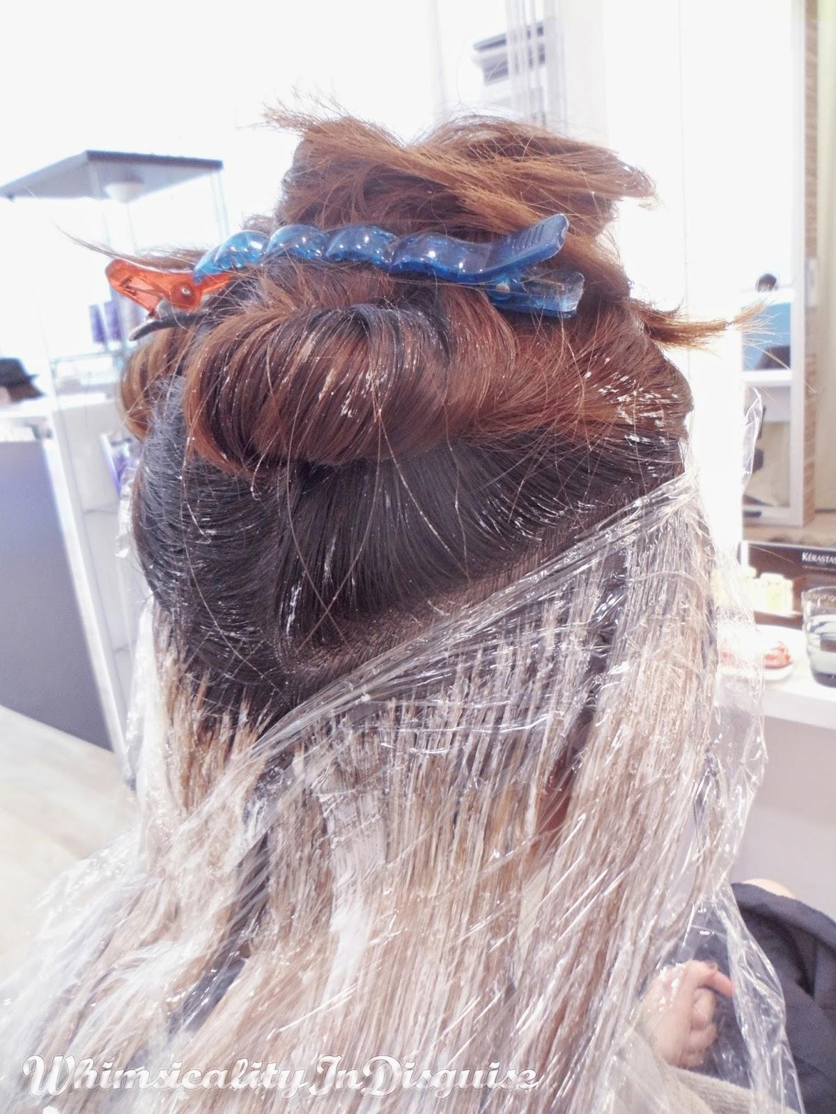 SALON DE CHOIX REVIEW HAIR MAKEOVER
