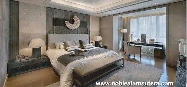 Unit Contoh 1 BR The Noble Apartemen