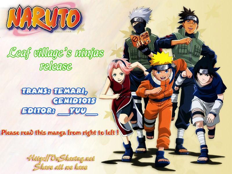 Naruto chap 412 Trang 19 - Mangak.info