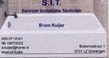 Sanitair Installatie Techniek, Bram Kuijer