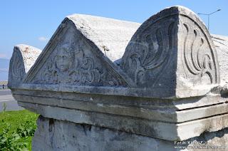 Roma Mezarı - Konca Lahdi