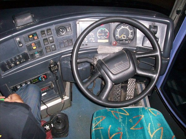Steering Wheels | Scania K124IB (360HP)