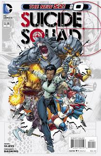 DC Comics Suicide Squad vol 4
