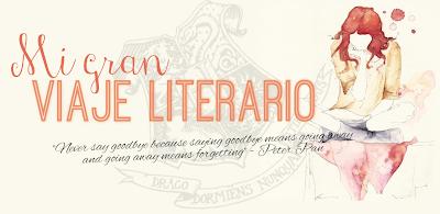 Mi GRAN viaje literario