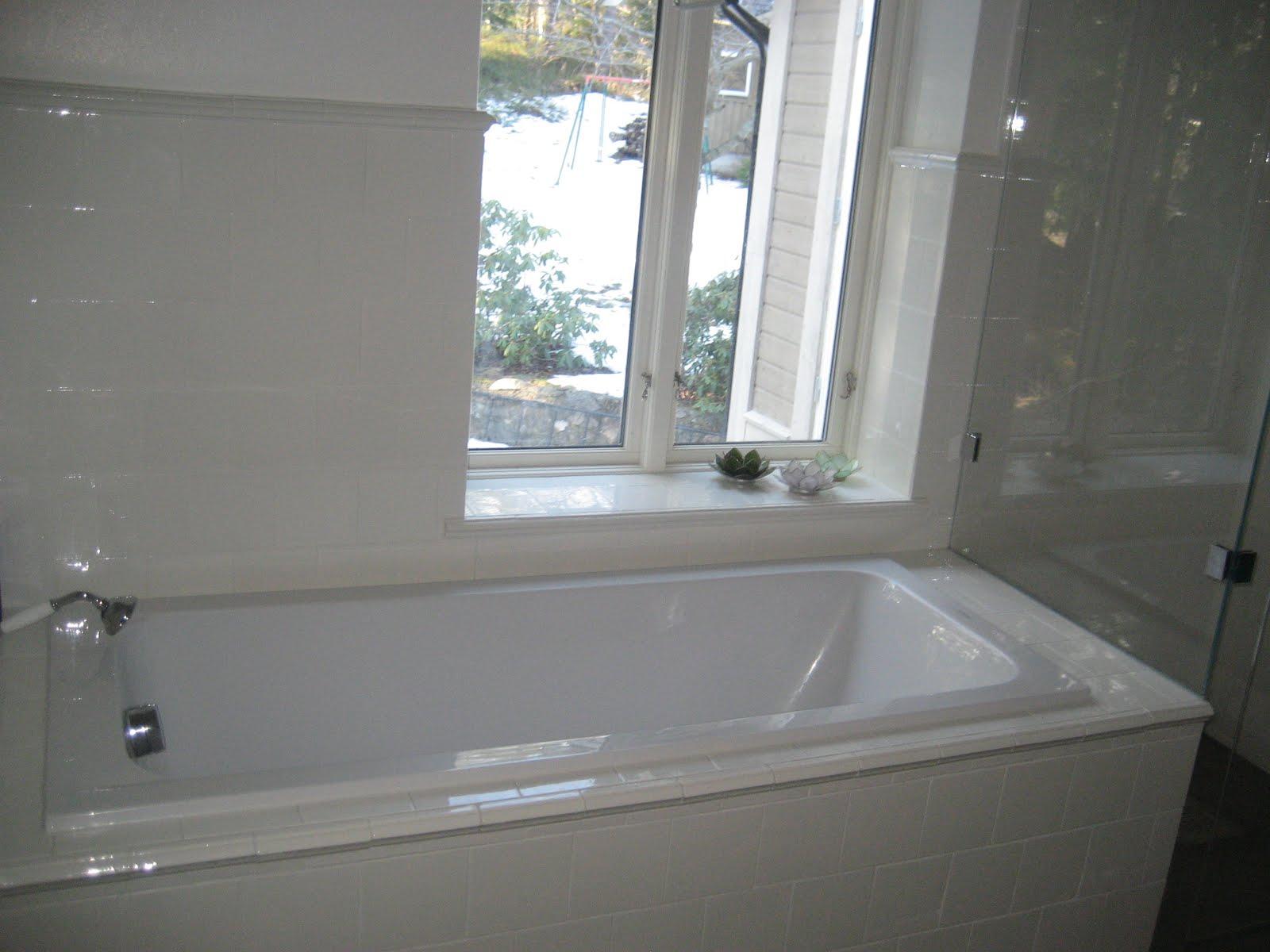 Ve kakel och rot: badrum i gammal stil
