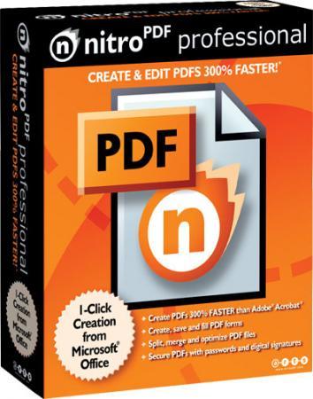 Nitro PDF Professional 7.3.1.3