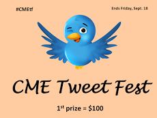 CME Tweet Fest
