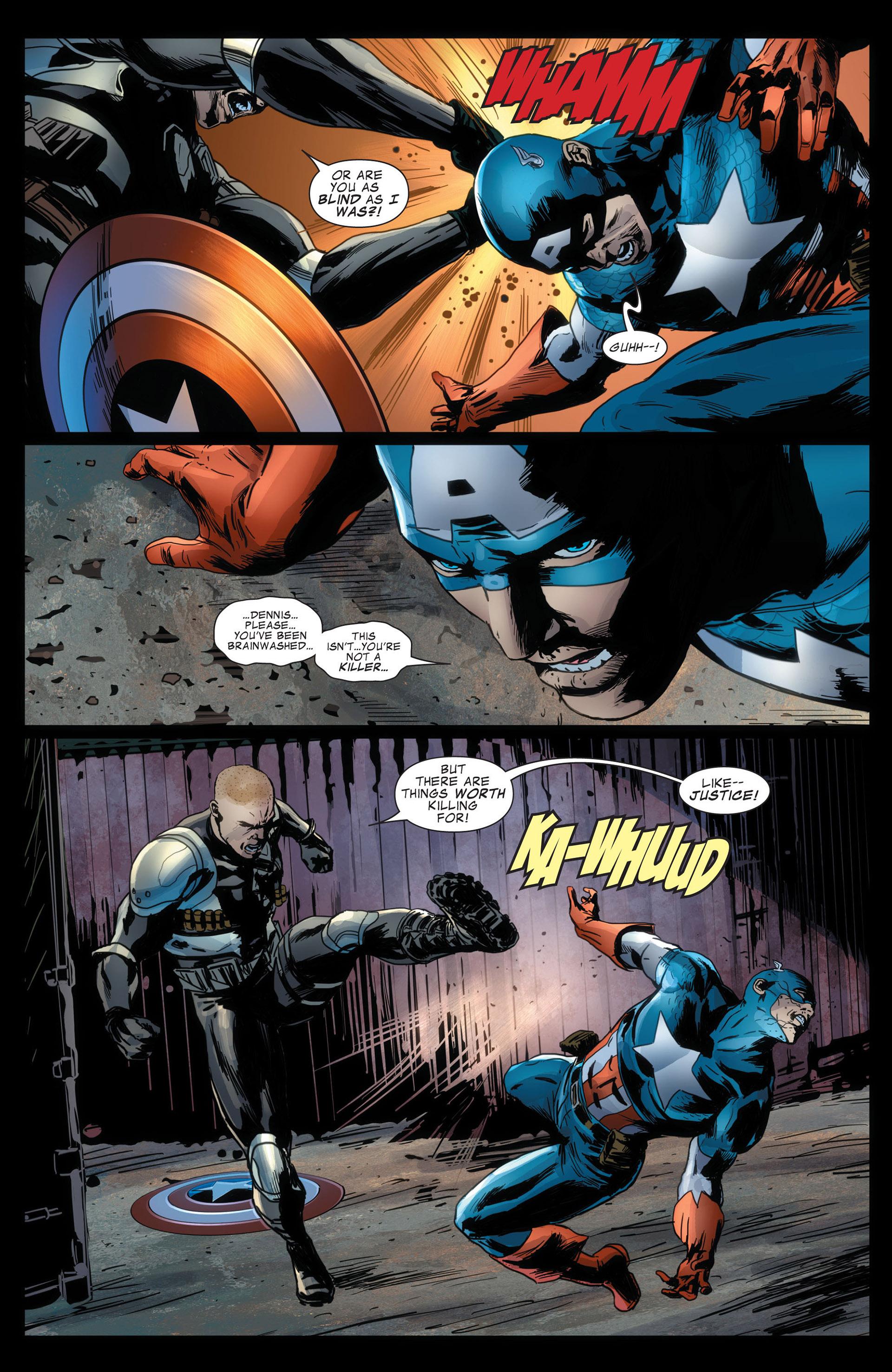 Captain America (2011) Issue #14 #14 - English 15