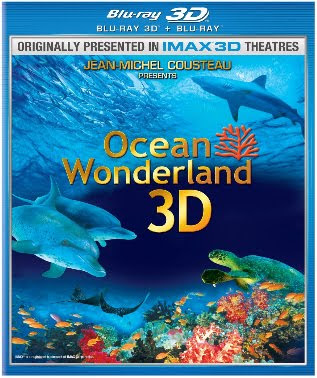 Jean-Michel Cousteau's Ocean Wonderland in 3D
