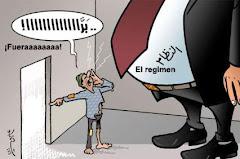 Ola revolucionaria en el mundo árabe