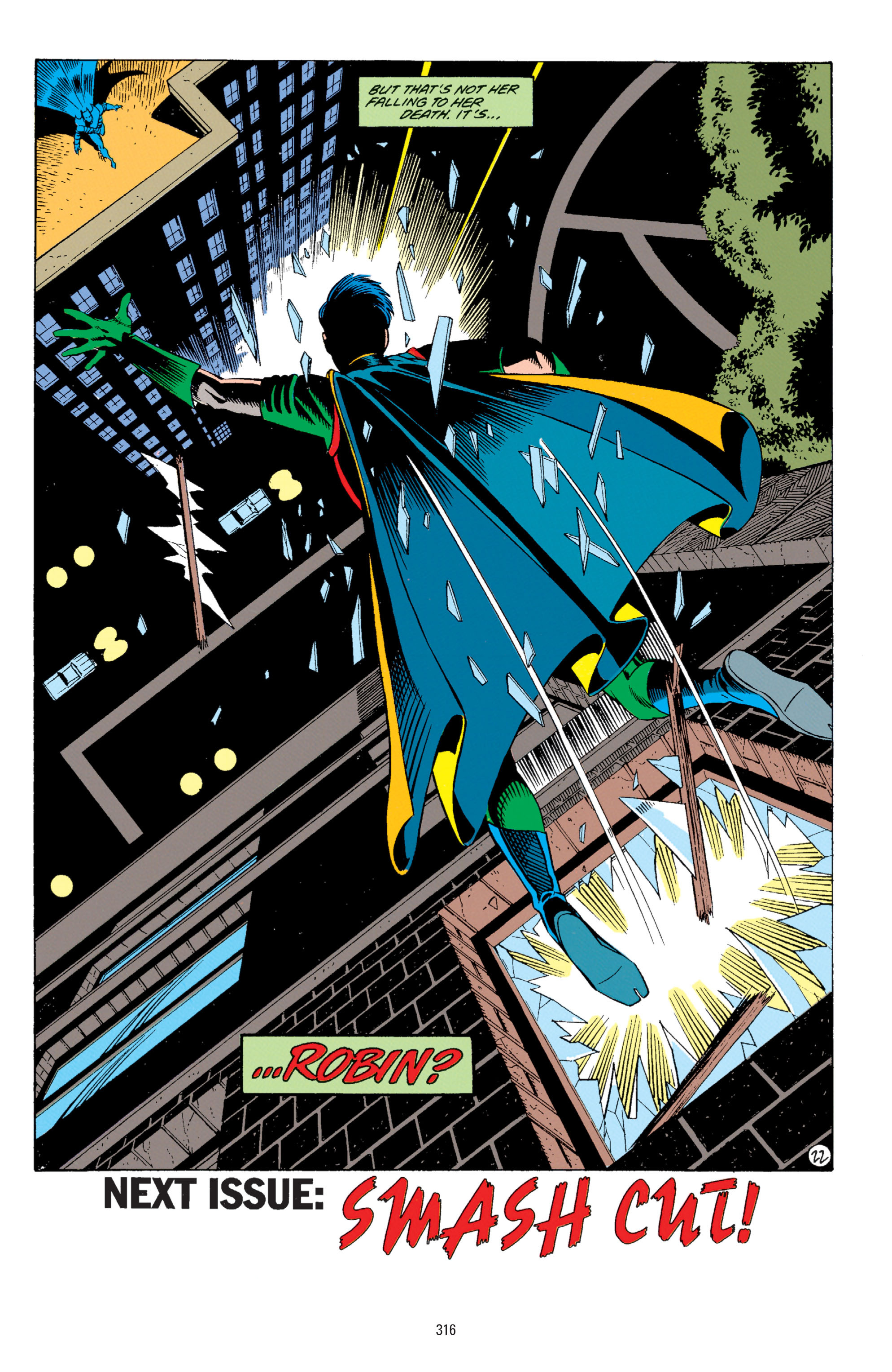 Detective Comics (1937) Issue #671 Page 23