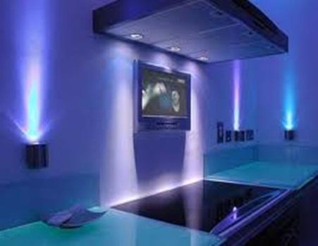 Decora y disena ideas de iluminaci n de cocinas - Iluminacion cocina led ...