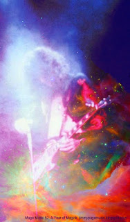 Mage Music 52: A Year of Magick  jimmypagemusic.blogspot.com