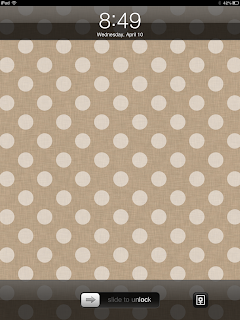 Textured Polka Dot