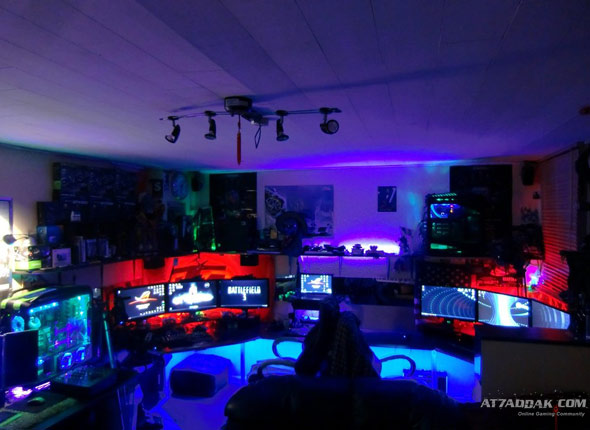Man Cave For Gamers : Gamers