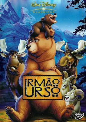 Assistir Filme Irmão Urso Dublado