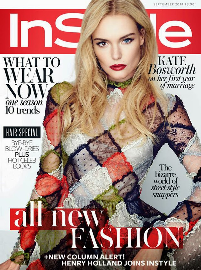 Kate Bosworth Instyle UK
