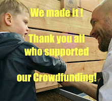 Thank You for supporting our Crowdfunding!