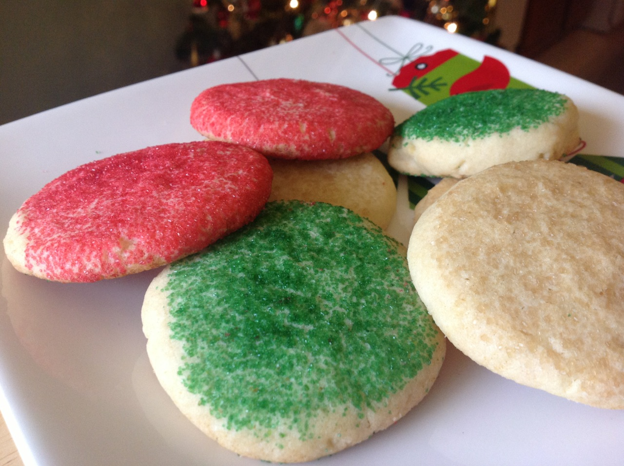 Cook In / Dine Out: Old-Fashioned Sugar Cookies