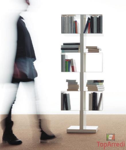 Arredamento e mobili online maggio 2012 for Librerie di design famosi