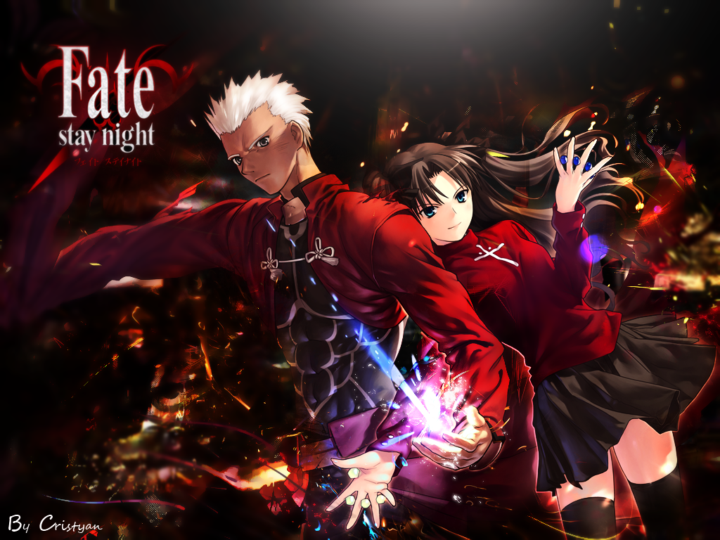 Pendermedia wallpapers fate stay night - Fate stay night wallpaper ...
